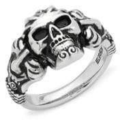 Effy Skull Sterling Silver Ring