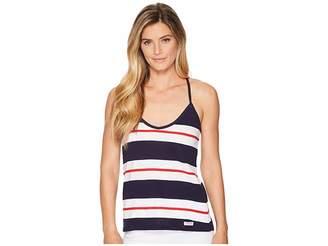 U.S. Polo Assn. Racker Tank Top Shirt Women's Sleeveless