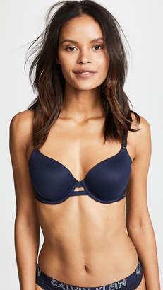 Calvin Klein Underwear Invisible Lightly Lined Full Coverage Bra