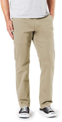 Dockers Original Khaki Classic Fit Flat Front Pants-Big and Tall