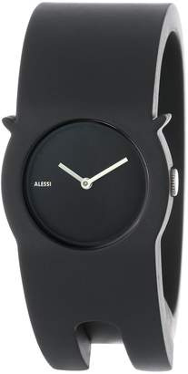 Alessi Men's AL24000 Neko Polyurethane Designed by Sanaa Watch