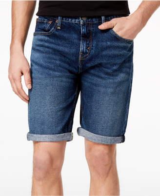 Levi's Men's 502 Classic-Fit Tapered Stretch Denim Shorts