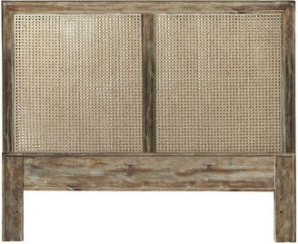Serena & Lily Harbour Cane Headboard