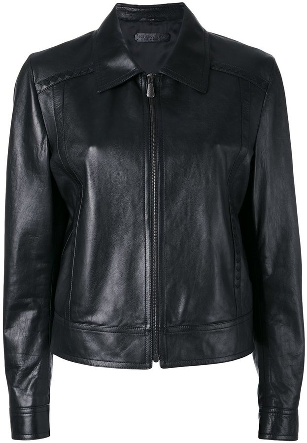 Bottega Veneta Bottega Veneta zipped jacket