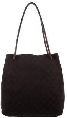 Gucci GG Denim Small Shoulder Bag