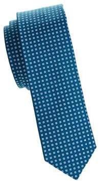 Penguin Mini Square Dot Tie