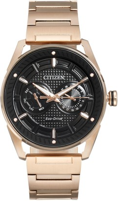 Citizen Drive From Eco-Drive Men's CTO Stainless Steel Watch