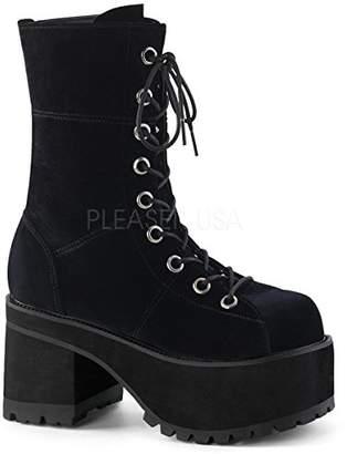 Demonia Women's Ranger-301 Ankle Boot