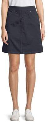 Jag Patch Pocket Mini Skirt