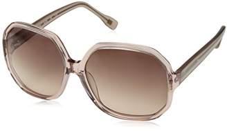 Elie Tahari Women's EL226 PK Square Sunglasses