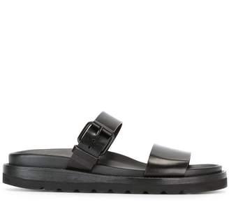Ann Demeulemeester buckle strap sandals