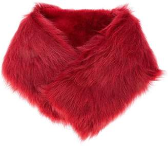 Desa 1972 faux fur scarf