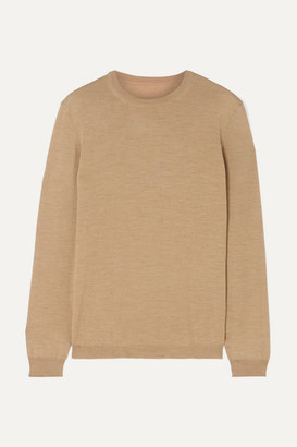 Giuliva Heritage Collection Esthia Wool Sweater - Camel