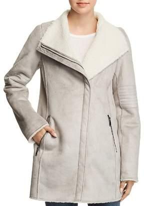 Calvin Klein Faux Sherpa Jacket