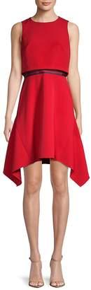 Julia Jordan Women's Popover A-Line Dress