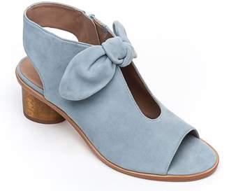Bernardo Leather Sandals - Luna