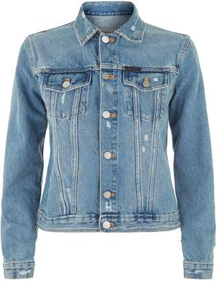 Calvin Klein Jeans Denim Trucker Jacket