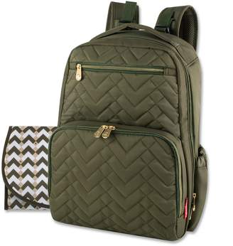Fisher-Price Morgan Quilted Backpack