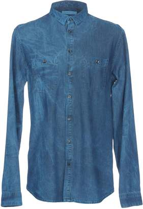 Pierre Balmain Denim shirts
