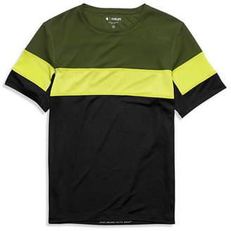 Smash Wear Fourlaps Men's Colorblock T-Shirt