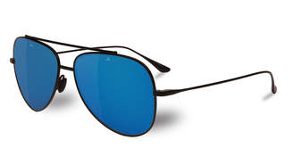 315f6340c0f Vuarnet Swing Titanium Pilot Polarized Sunglasses