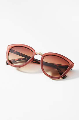 Anthropologie Kankakee Cat-Eye Sunglasses