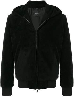 Hevo zipped hoodie