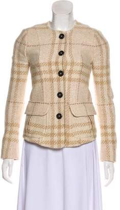 Burberry Wool Casual Jacket