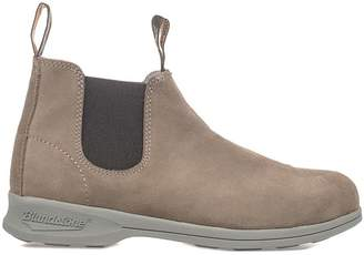 Blundstone Taupe Suede Low Boot
