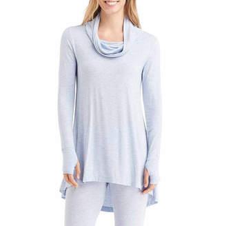 Cuddl Duds Softwear Long-Sleeve Cowlneck Tunic