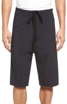Men's Vince Drop Crotch Shorts $225 thestylecure.com