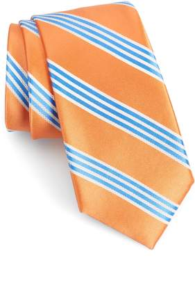 Nordstrom Martini Stripe Silk Tie