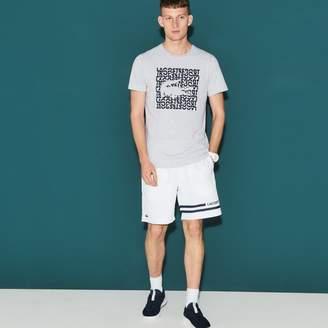 Lacoste Men's SPORT Contrast Tennis Shorts