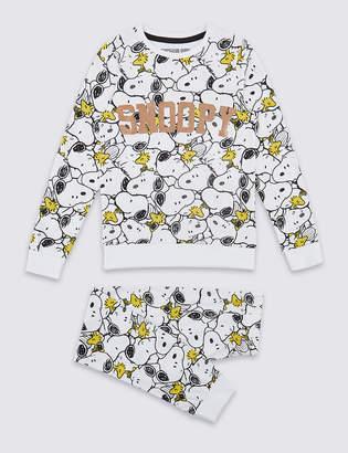 Marks and Spencer Snoopy Pyjamas (5-16 Years)