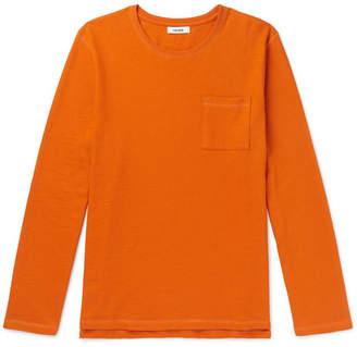 Très Bien Over-Dyed Cotton-Jersey Sweatshirt