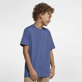 Hurley Chained Sets Big Kids' (Boys') T-Shirt