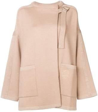 Chloé wrap coat