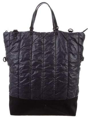 MZ Wallace Nylon Convertible Satchel