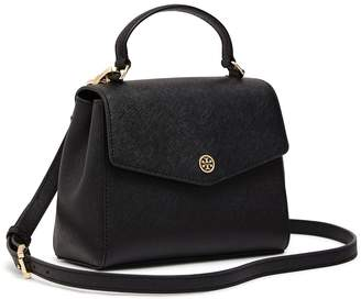 Tory Burch ROBINSON SMALL TOP-HANDLE SATCHEL
