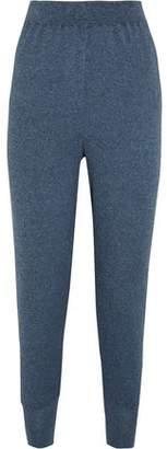 Stella McCartney Cotton-Jersey Track Pants