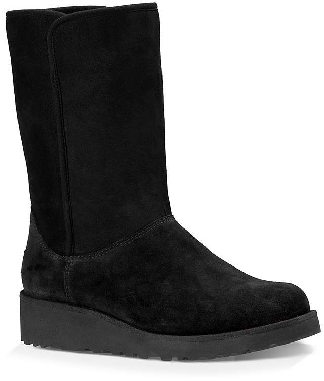 UGG UGG® Amie Slim Short Wedge Boots
