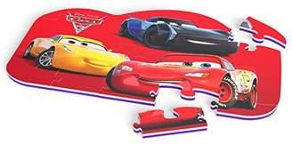 tatamiz ttmz202 Disney Cars 3 – 25 Pieces Foam Puzzle Mat