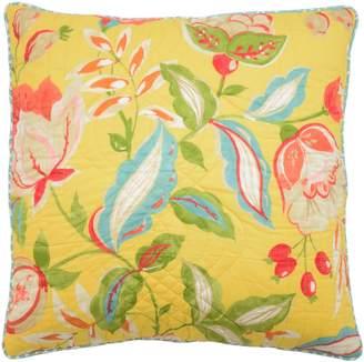 Waverly Modern Poetic Reversible Throw Pillow
