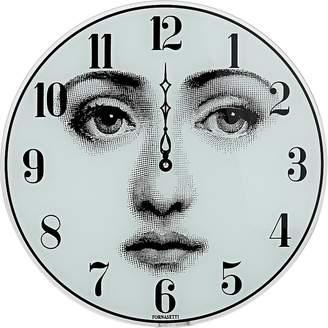 Fornasetti Viso Wall Clock