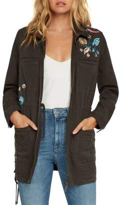 Willow & Clay Embroidered Jacket