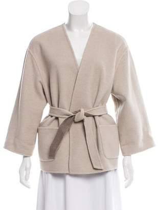 Max Mara Wool Reversible Coat