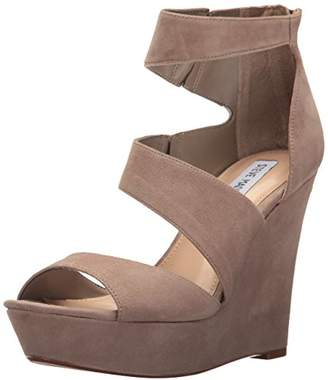 Steve Madden Women's Essex Wedge Sandal