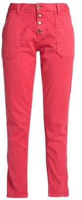 BA&SH Mid-Rise Straight-Leg Jeans