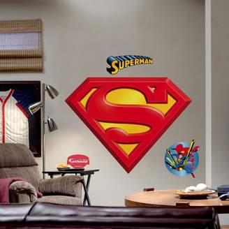 Fathead DC Comics Superman Logo Wall Decal