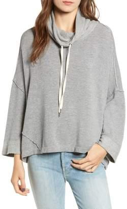 Splendid Cowl Neck Sweatshirt